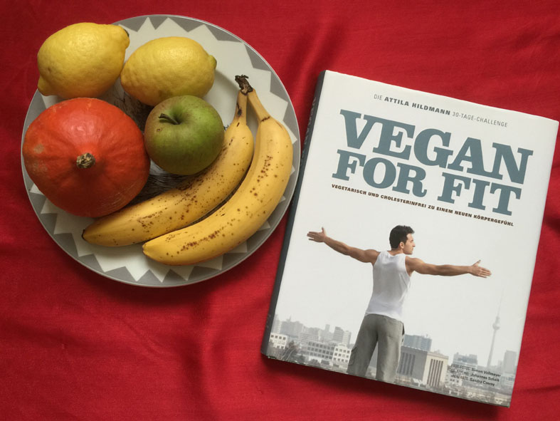 Vegan for fit – Die 30-Tage-Challenge