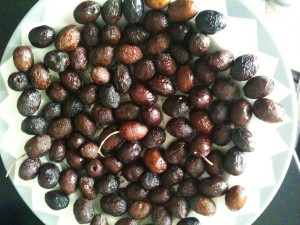Nyons-Oliven – meine absoluten Lieblinge.