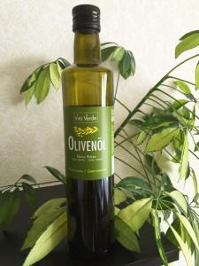 Mein Lieblingsolivenöl – leicht und fruchtig im Geschmack und in Rohkostqualität.