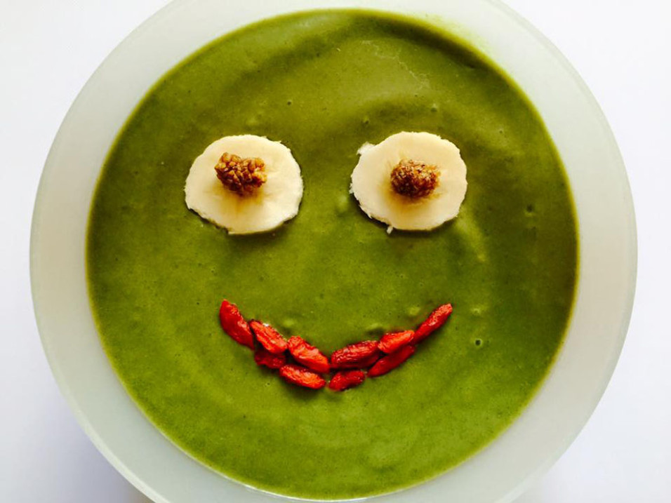 Eat vegan – be happy!