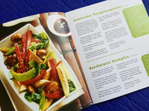 Schnelles und gesundes Asia-Vorspeisengemüse aus «Junge Küche – Vegan».